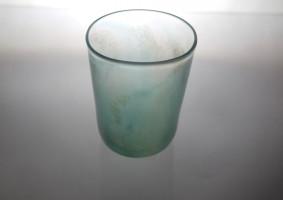 吹きガラス コップ